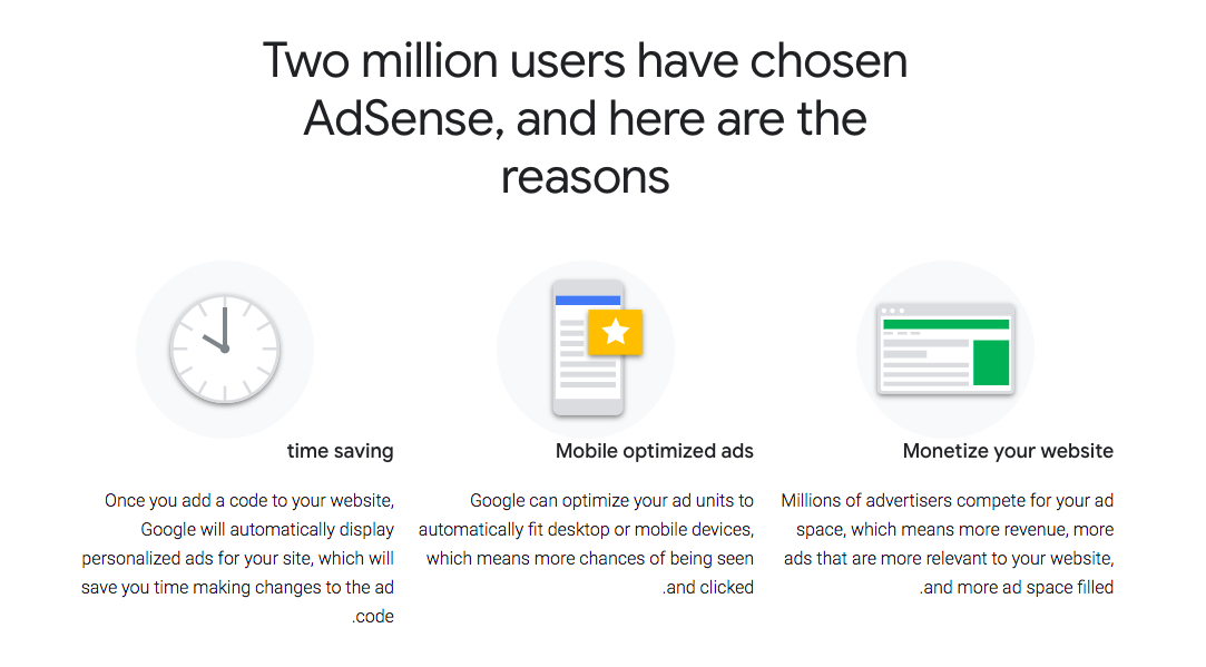 CPM Ad Networks - Google AdSense
