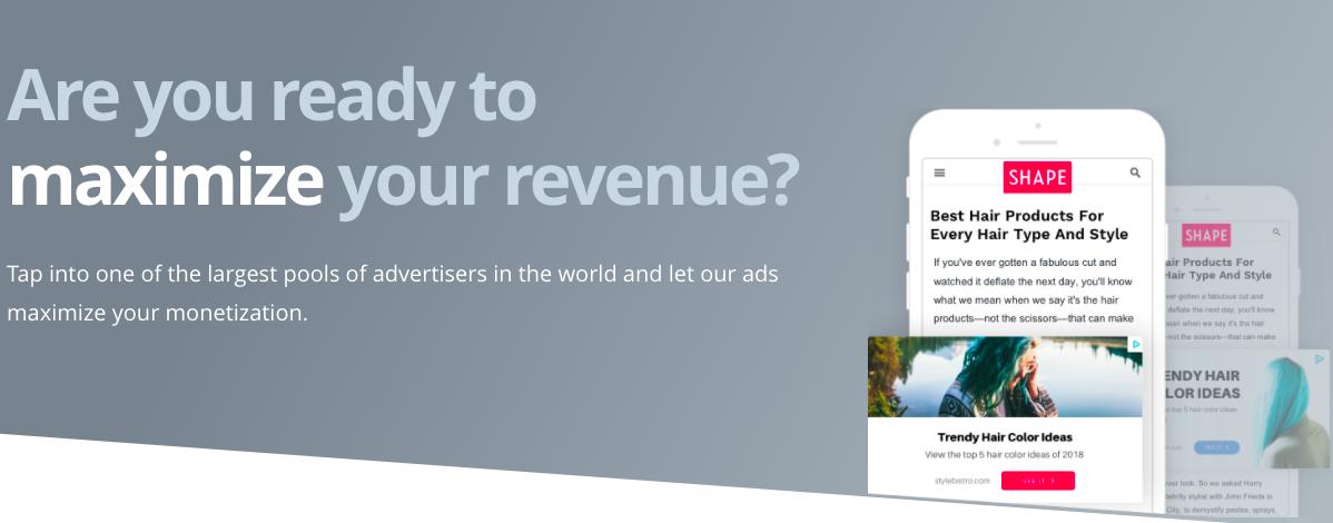 CPM Ad Networks - Media.net