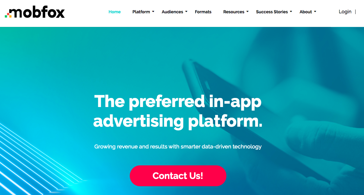 MobFox mobile ad network