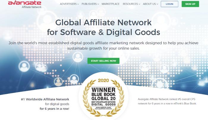 Avangate Homepage