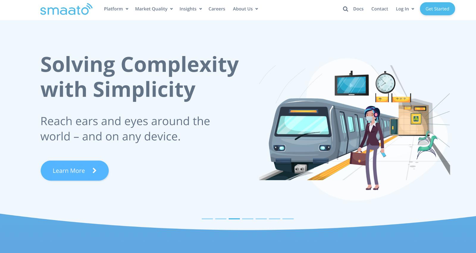 Smaato Mobile Web RTB platform