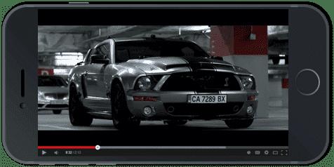 In-app advertising formats video ads
