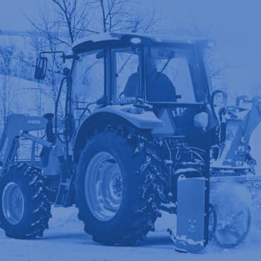 Sudbury tractor snow removal residential commercial