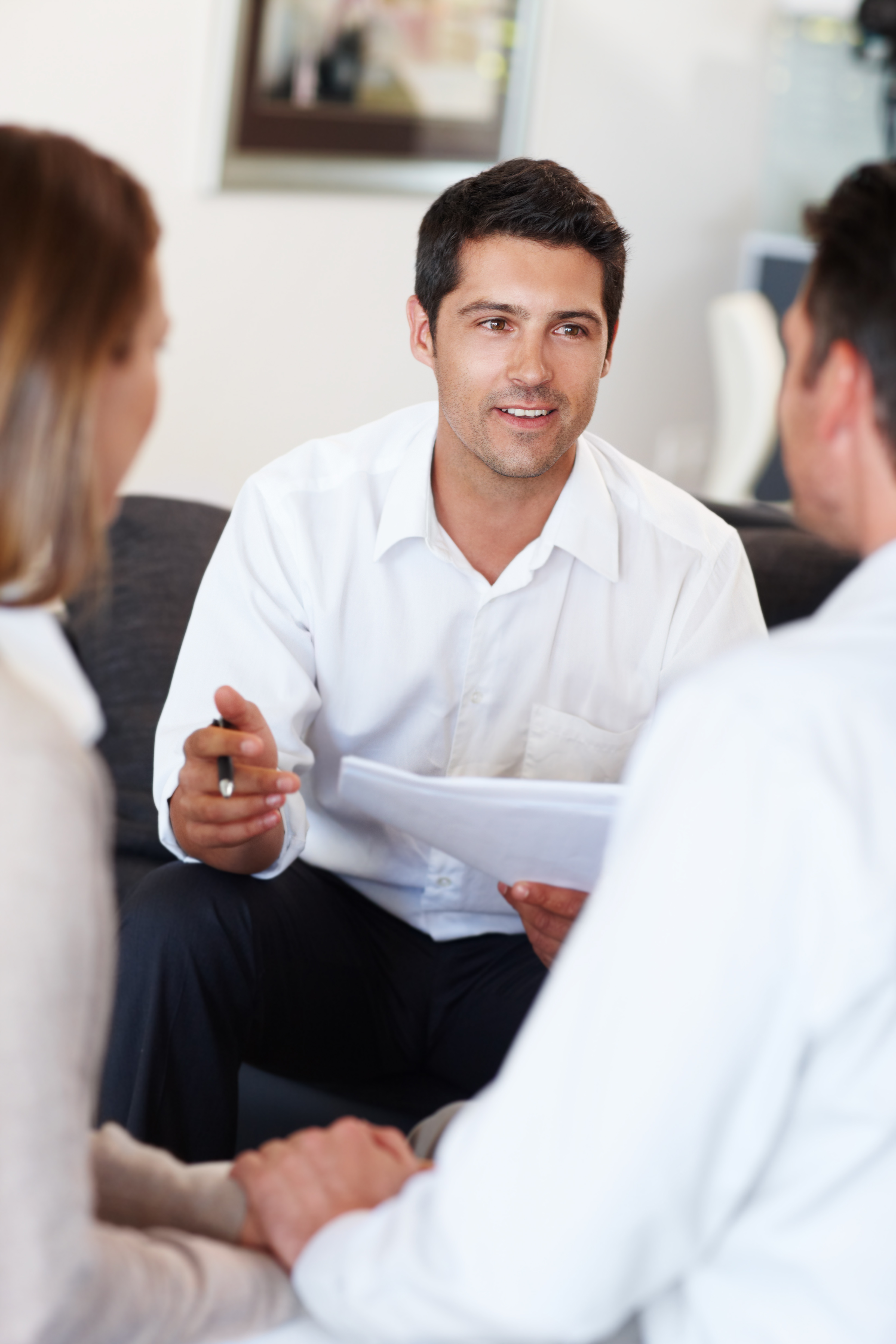 Consultation with immigration attorney