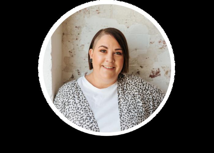 Headshot of Trish Martin, founder of Chromatical