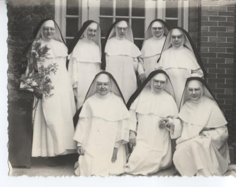 Historical photo of Sisters