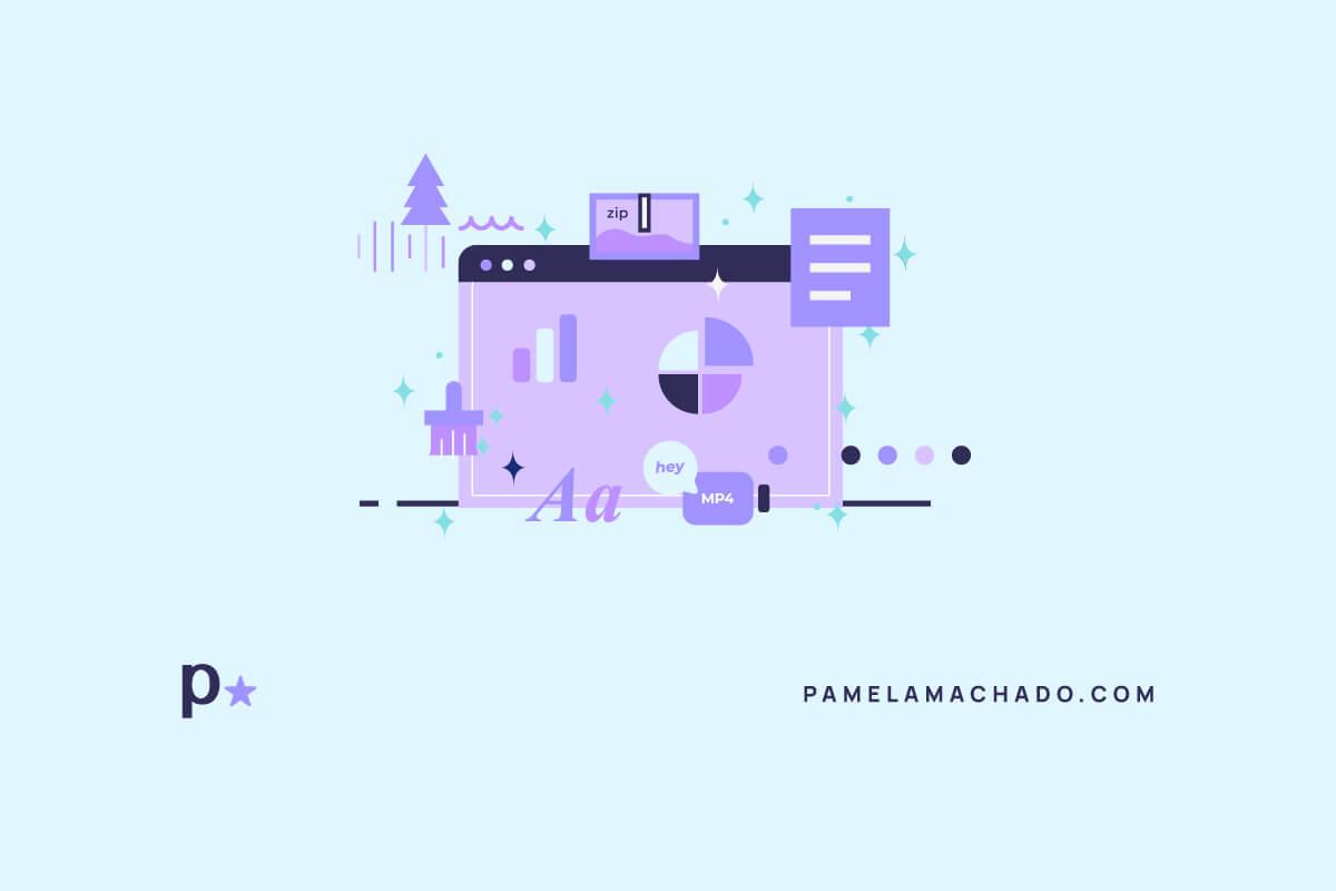 Blog de diseño gráfico y marketing digital