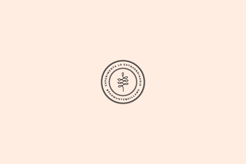 Pan y Mantequilla - Simbolo - Pamela Machado - diseñadora