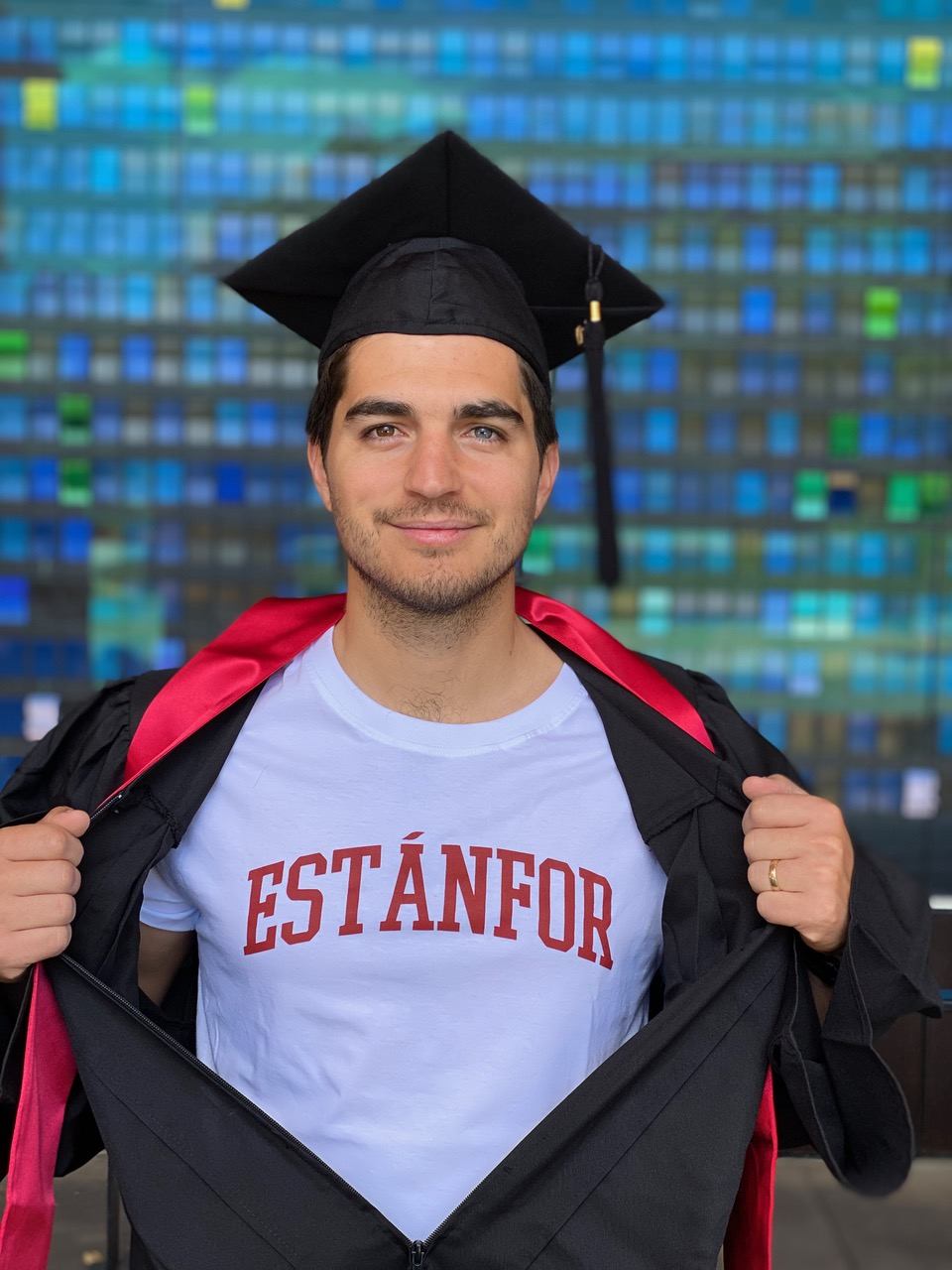 Stanford GSB MBA student