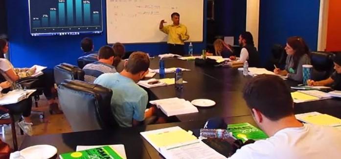 Comprehensive GMAT Prep Class