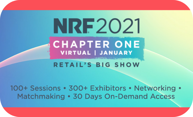 NRF2021 Chapter One event banner