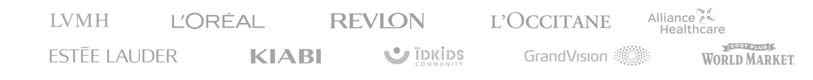 Brands using SimpliField logos