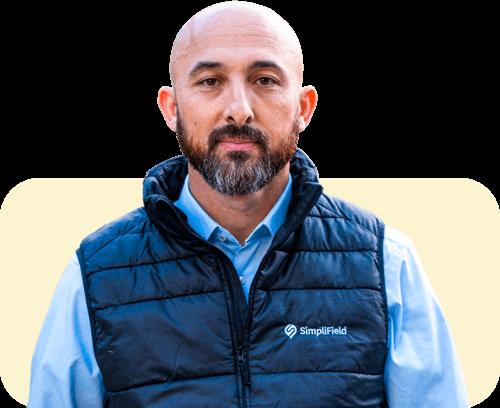 Christian Laruelle, VP Sales