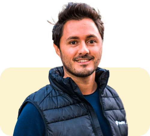 Jonathan Attal, COO & Co-founder