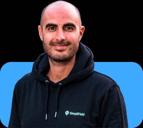 Benjamin Zenou, CEO & Co-founder