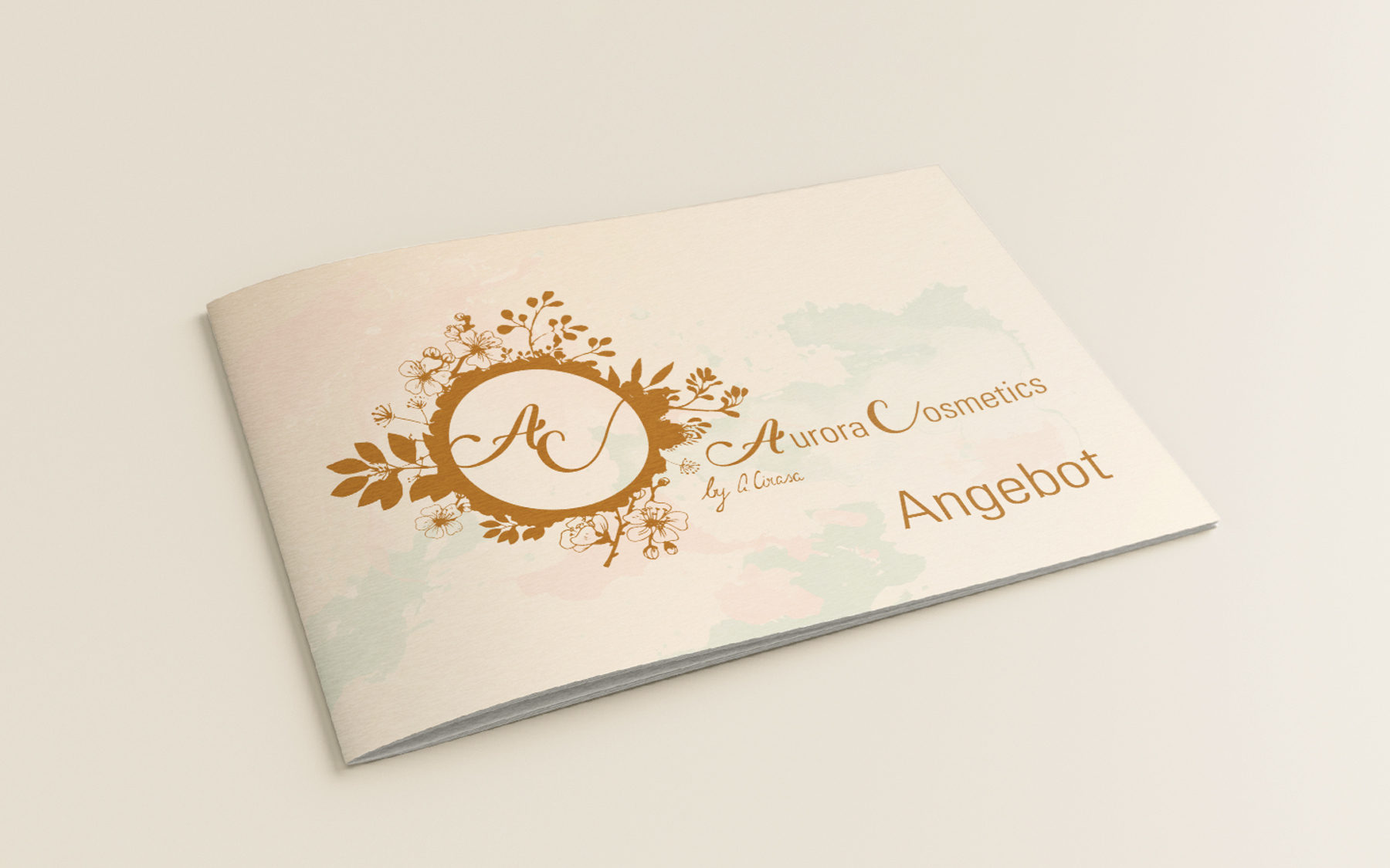 Angebotsbroschüre Aurora Cosmetic