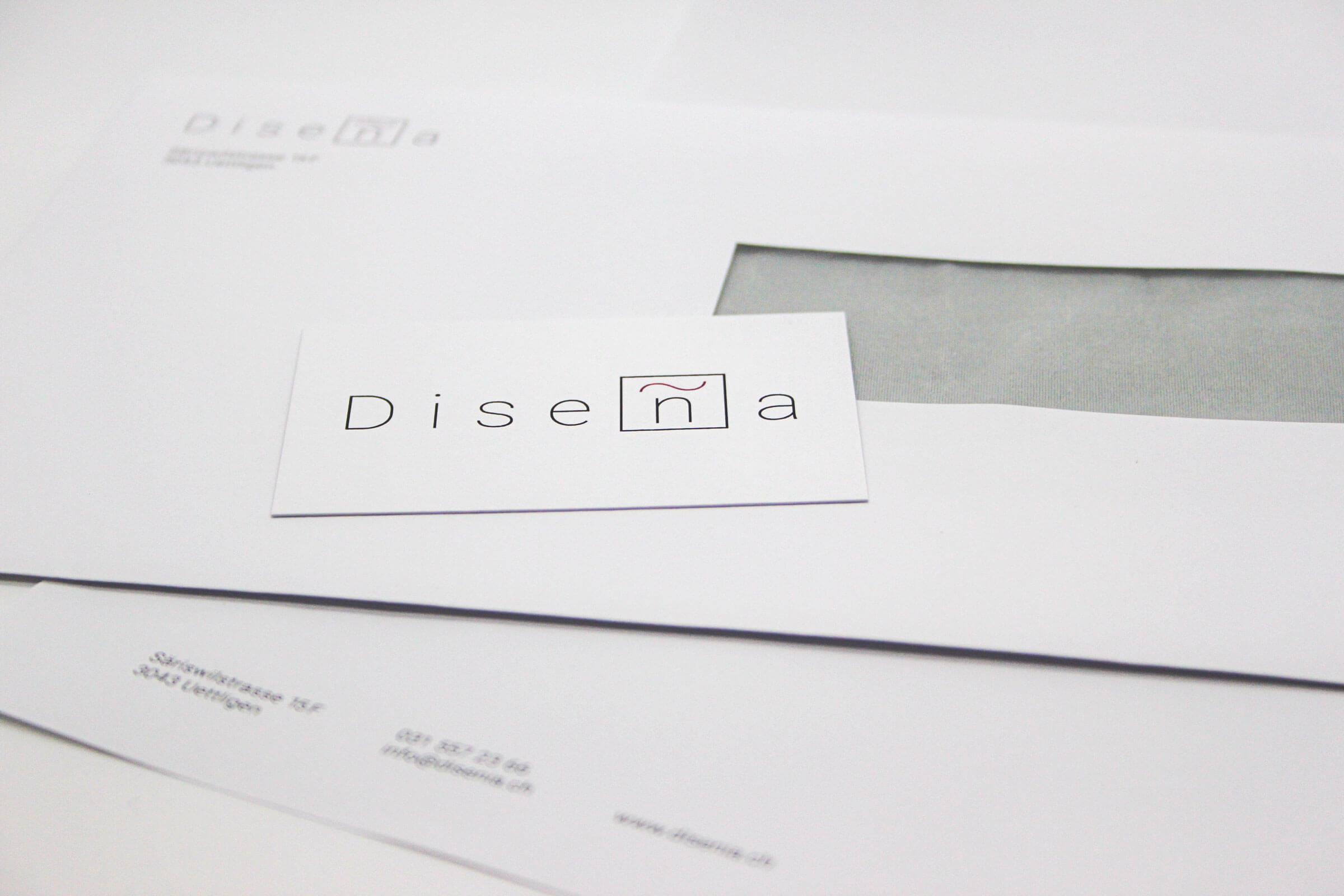 Geschäftsdrucksachen Diseña