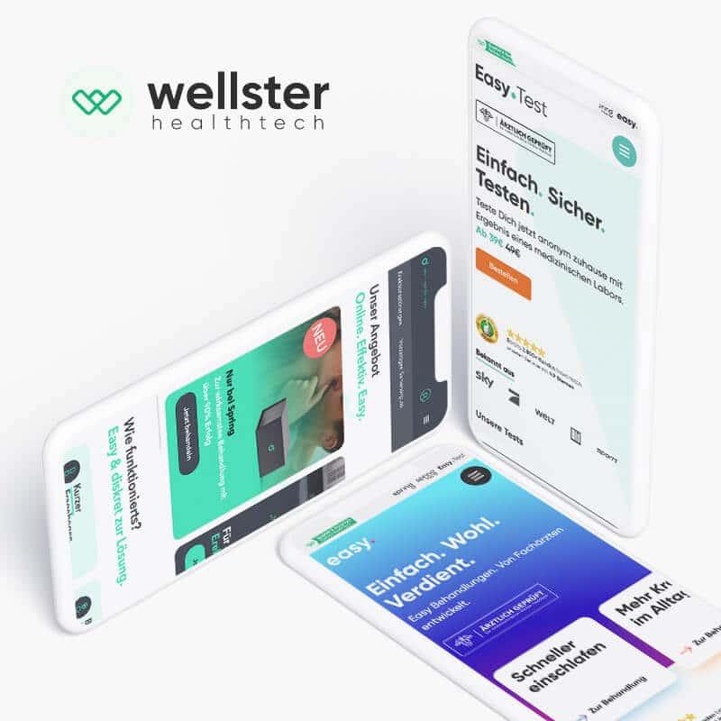 Wellster App