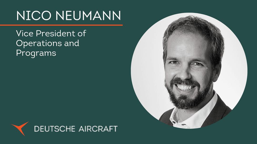 Nico Neumann Deutsche Aircraft