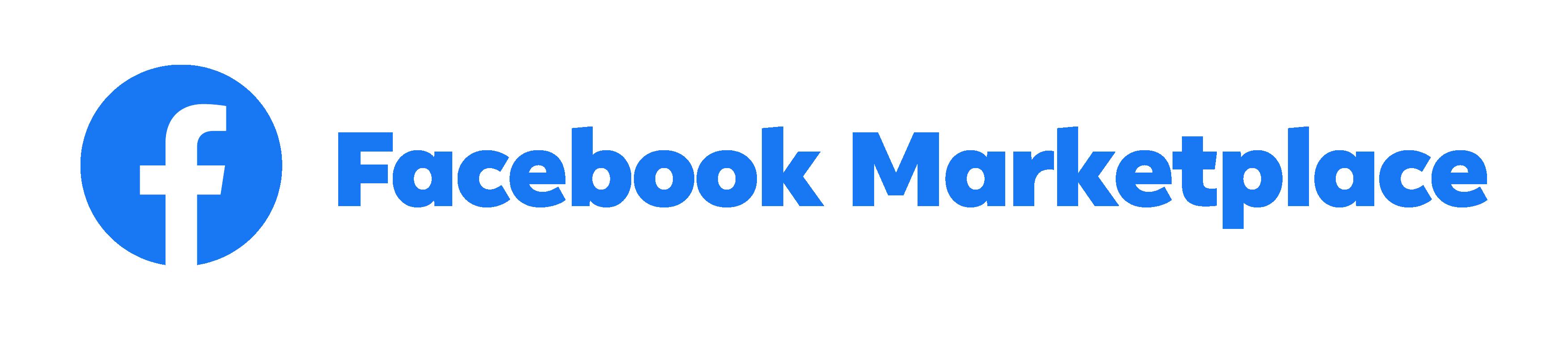 Facebook Marketplace Logo