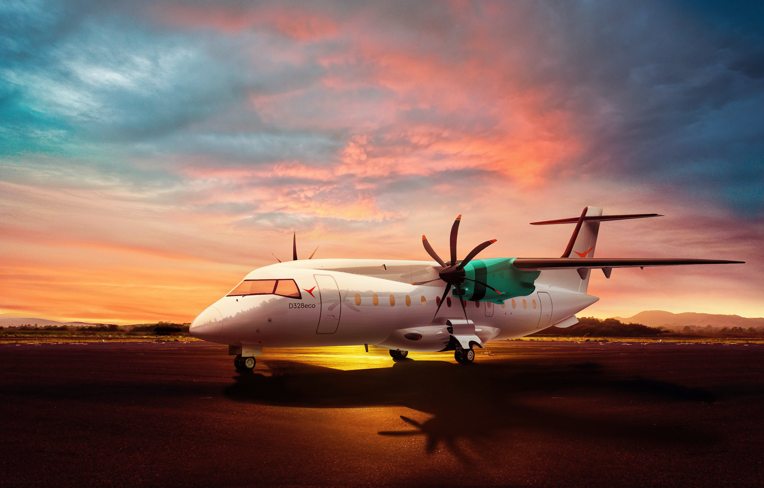 Deutsche Aircraft to shape the future of aviation as D328eco™ aircraft accelerates transition to zero emissions aircraft