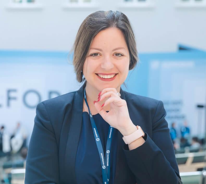 Evgeniya Zaslavskaya