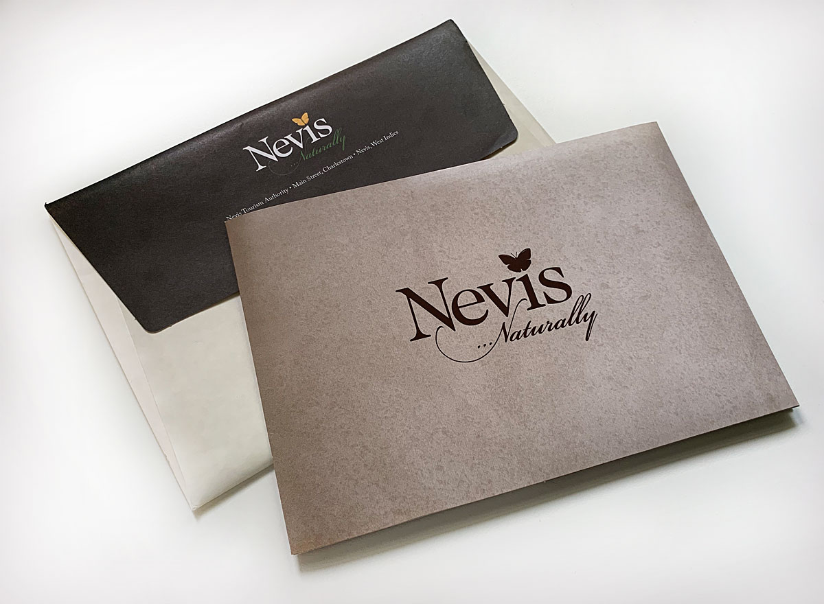 Nevis Tourism Authority Welcome Packet