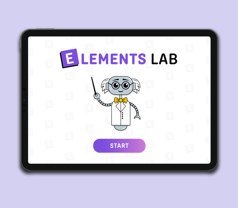 Elements Lab case study cover image