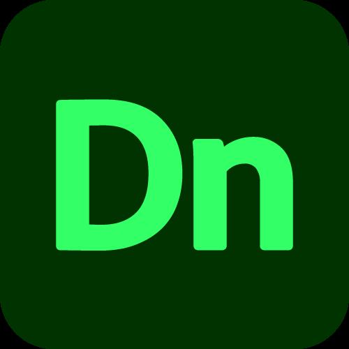 Adobe Dimension Logo