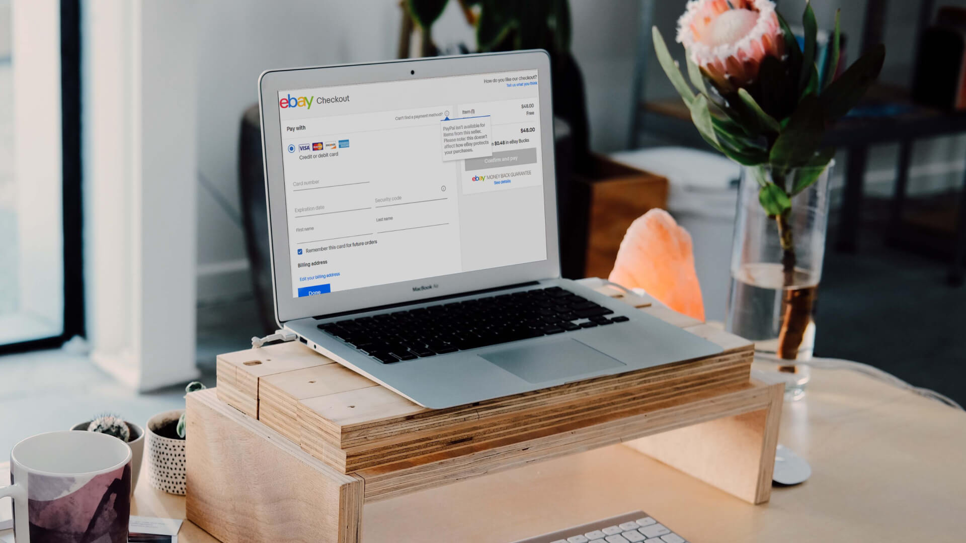 eBay Managed Payments to Xero or QuickBooks
