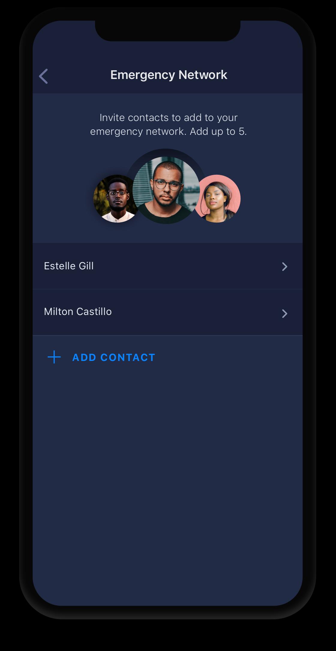 Cavalry App safe network