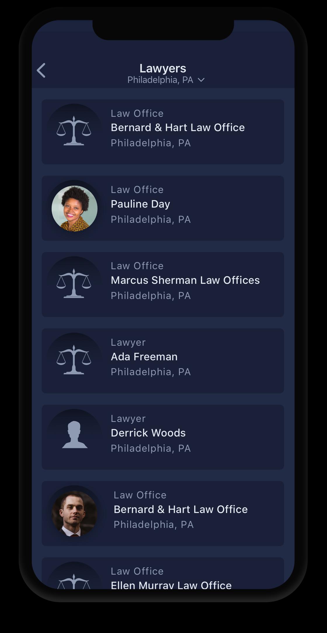 Cavalry lawyers