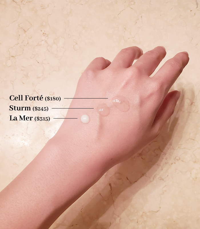 facing fertility natural skincare blog cell forte serum best serum 2021