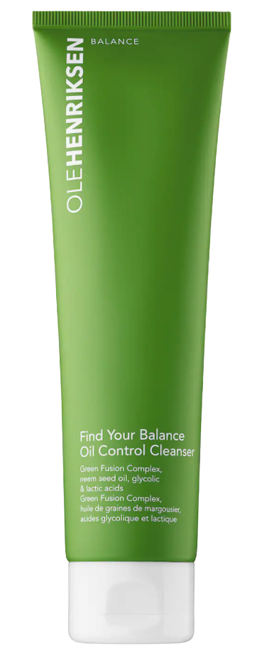 The Squalane + Tea Tree Cleansing Gel