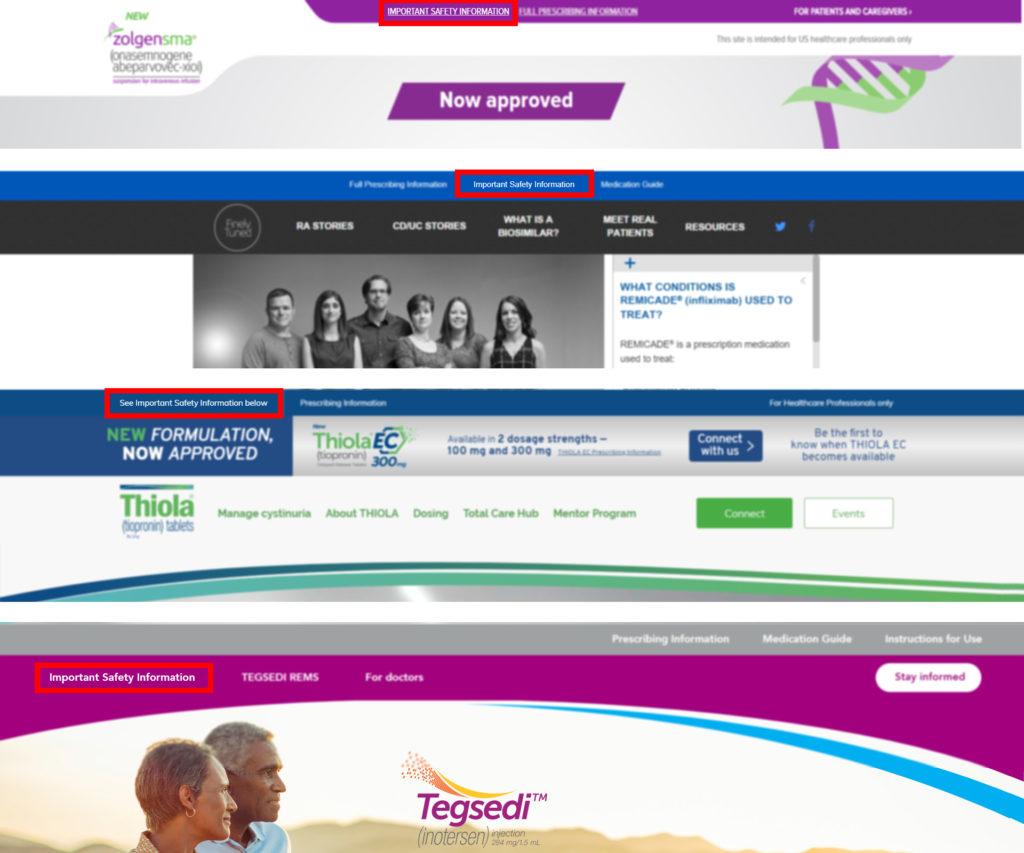 pharma website on wordpress cms