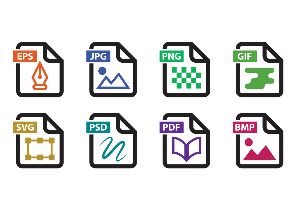 multiple file icons