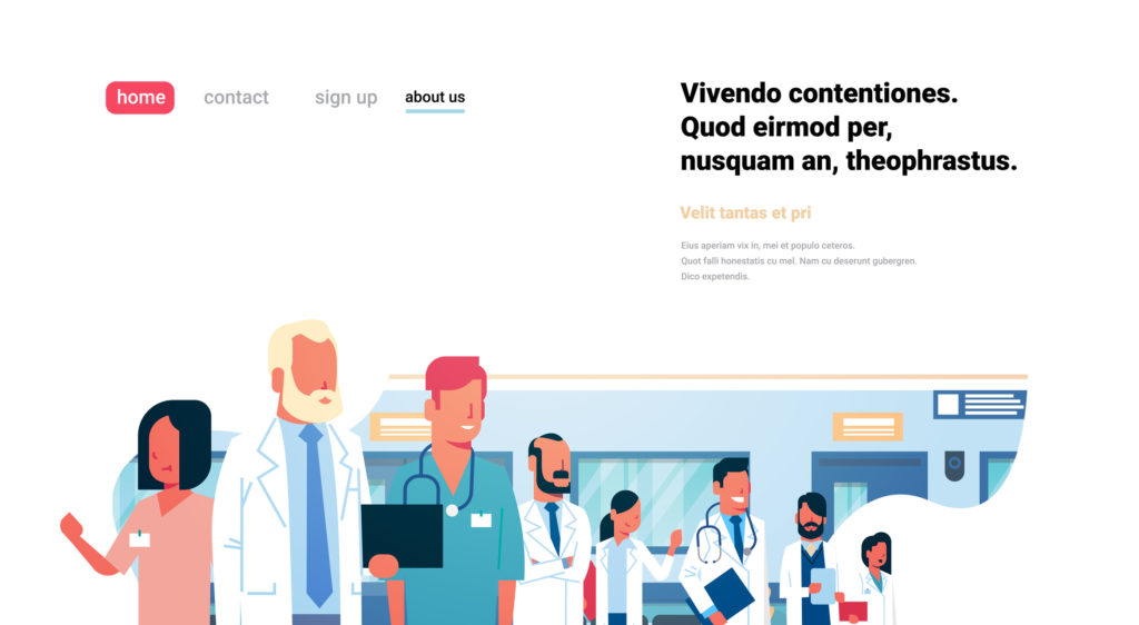pharma website in spanish