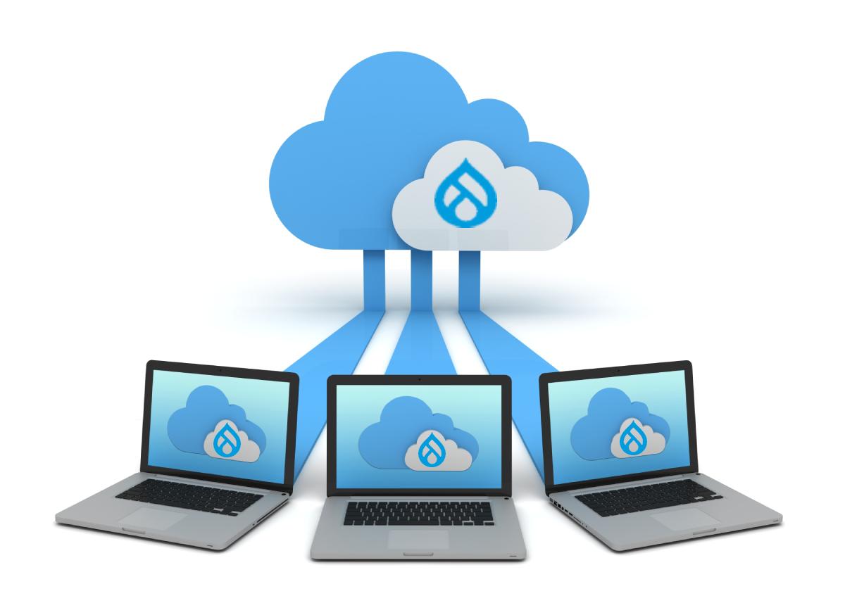 dev desktop to cloud on Drupal