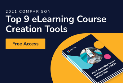 Featured resource: The Top 9 eLearning Course Creation Tools. Free Access.