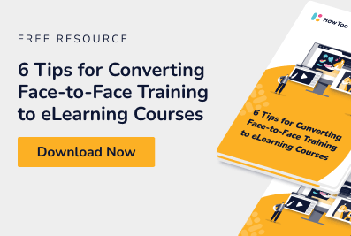 6 Tips for Converting Face-to-Face Training to eLearning Courses