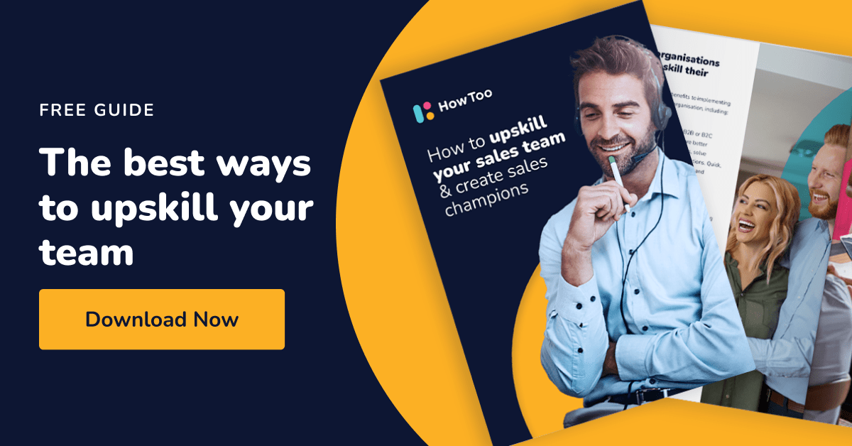 Free guide. The best ways to upskill your team. Download now.