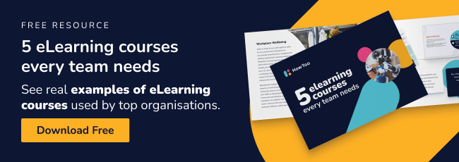 5 eLearning Courses Every Team Needs. Download Free.