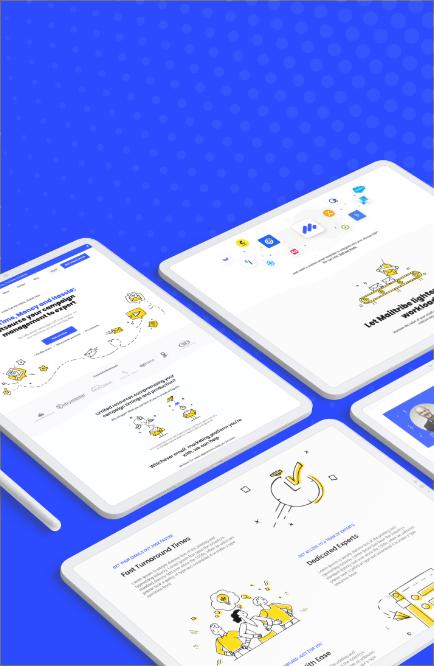 CoBabble App UI Design
