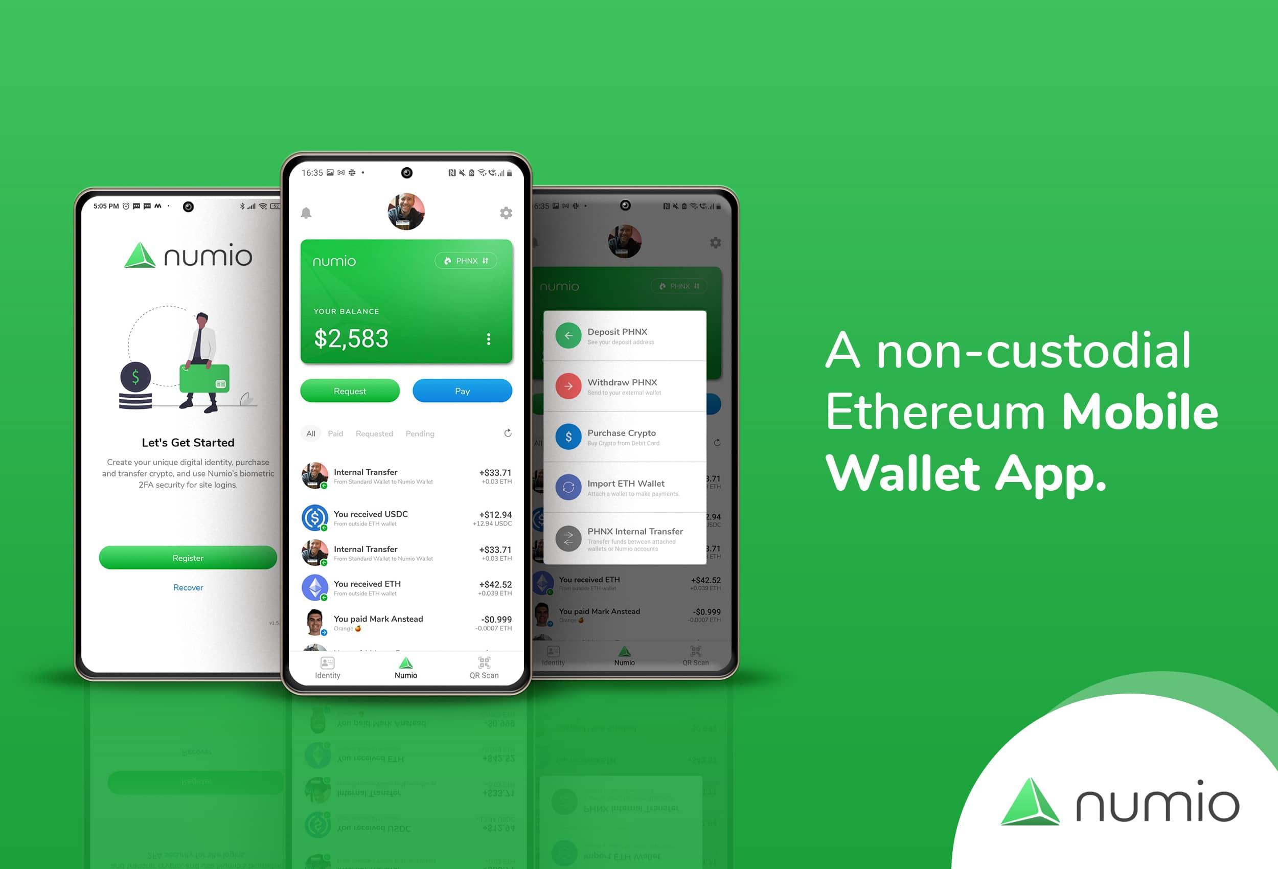 Numio app