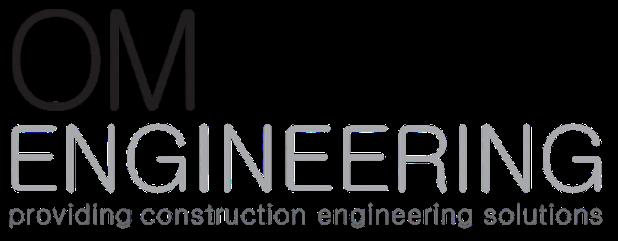 OM Engineering Logo