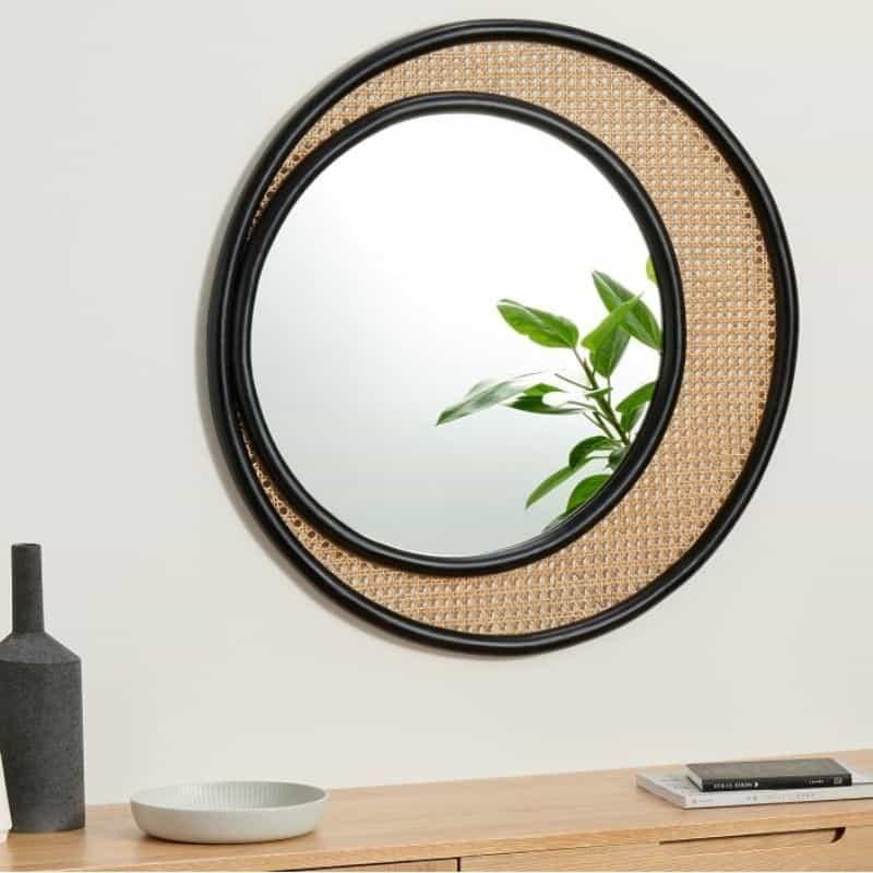 Miroir Cannage Coretta