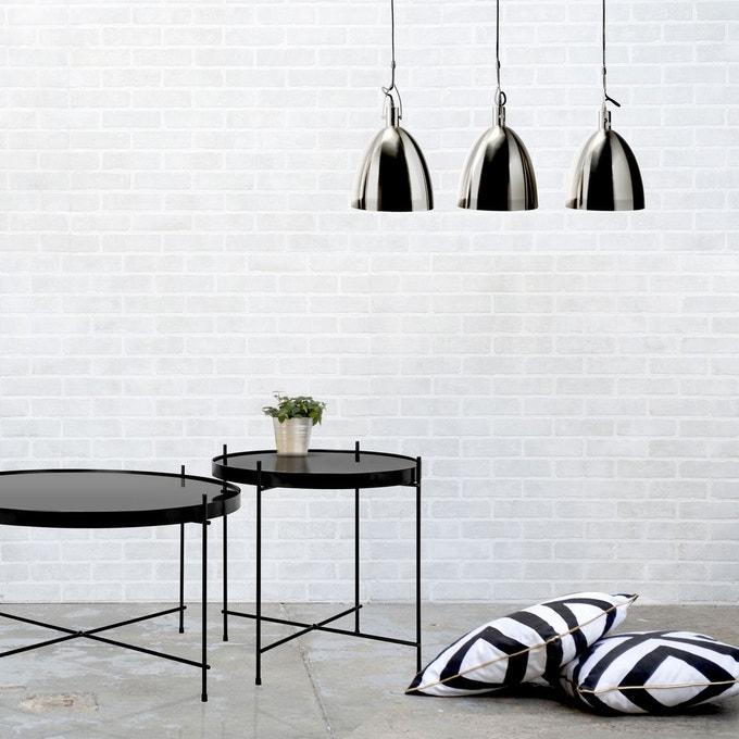 Table Basse Noire Gigogne