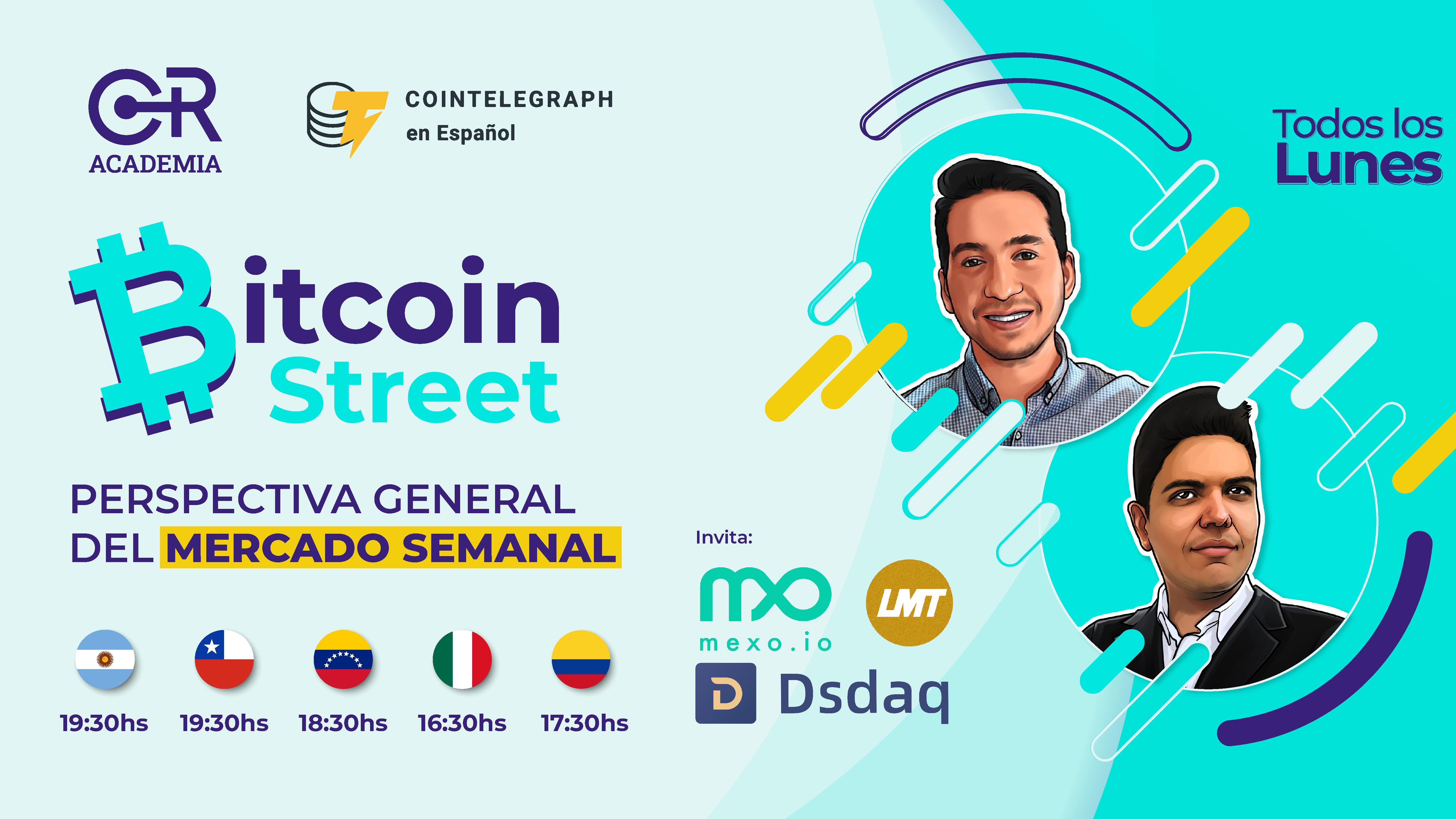 Bitcoin Street Semana 05/04/21 - 11/05/21