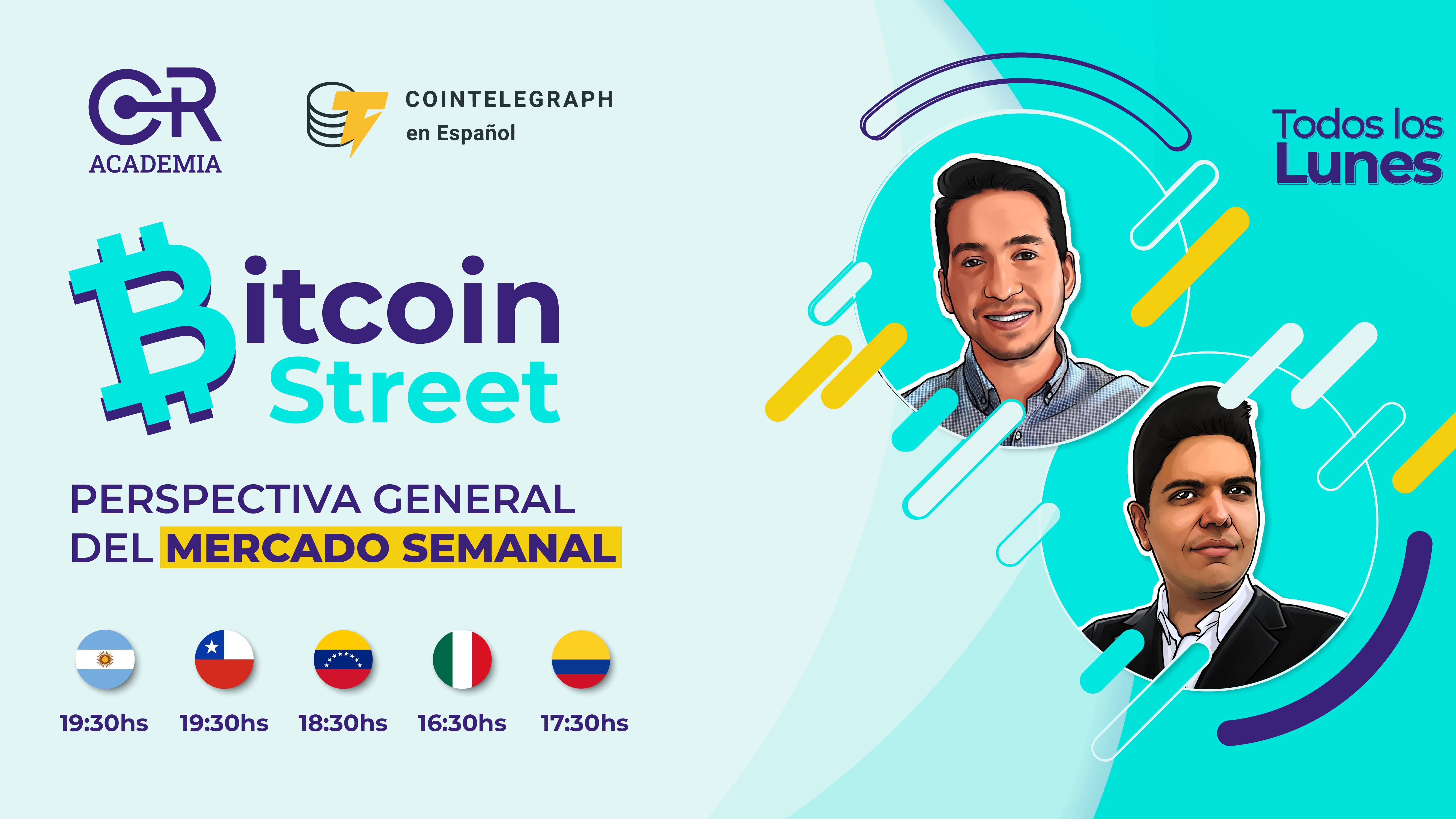 Bitcoin Street Semana 12/04/21 - 18/04/21