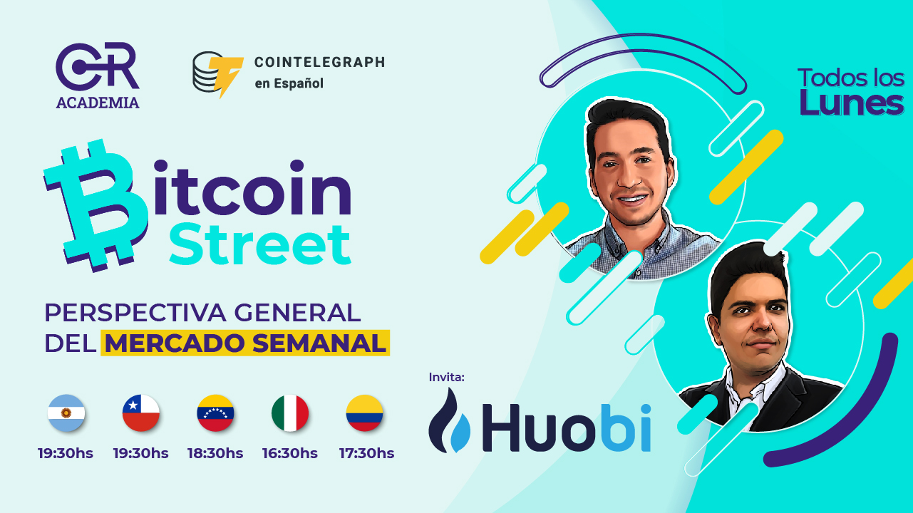 Bitcoin Street - semana 28/06/21 - 04/07/21